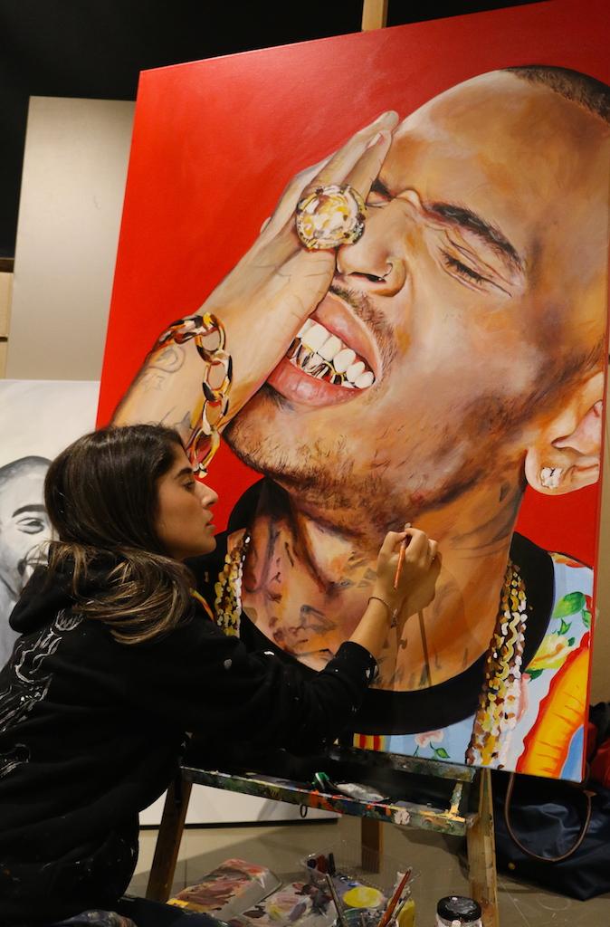 Chris Brown Progress