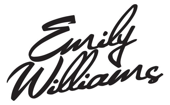 Emily Logo (Black)