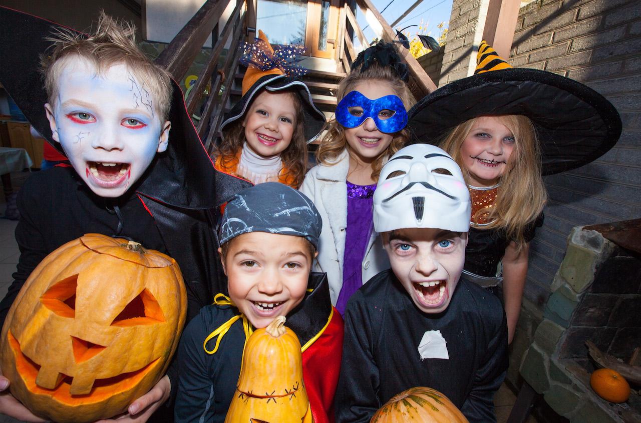 Halloween HERO image