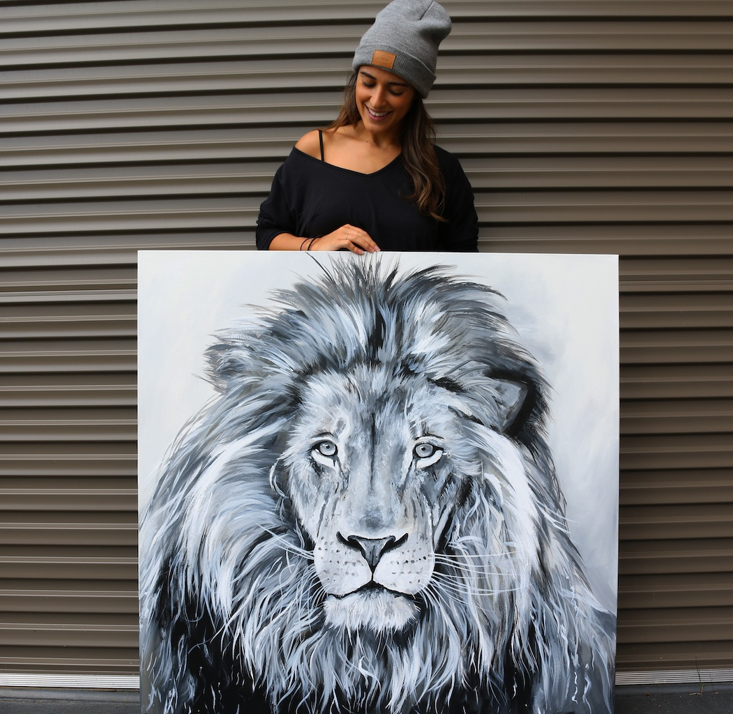lion upload