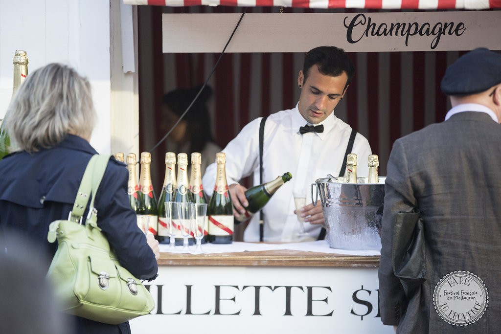 the stables champagne